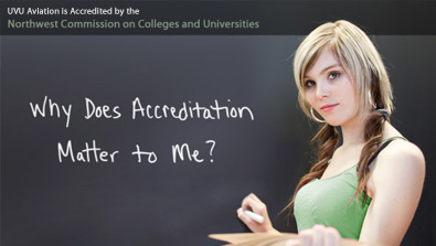 Why Does Accreditation Mater to Me?